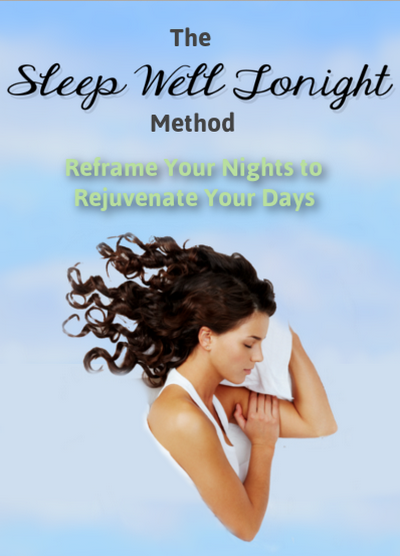 Purchase the Sleep Well Tonight Method